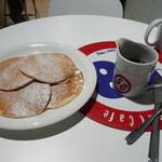 58CAFE - パンケーキとコーヒー