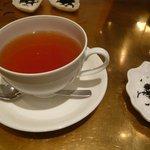 イル テアトリーノ ダ サローネ - 紅茶:ダージリン(2013.4)