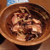 漁師家 - 料理写真:お通し丹沢もやしとベーコンの炒め物