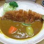 リッチなカレーの店 アサノ - かつカレー