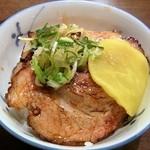 弘流 - ミニ炙り丼