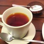 パティスリー ラ・グリシーヌ - 紅茶