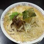 哲麺 - もやし豚骨醤油ラーメン