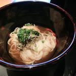島宿 真里 - <昼>素麺