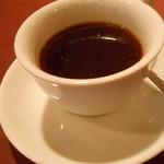 サポセントゥ ディ アキ - 2013/4/11 +のホットコーヒー¥100