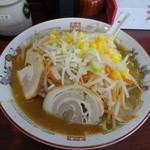 麺厨房 - 味噌ラーメン700円