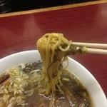 中華料理 桃園 - 麺リフト!