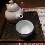 18529661 - お茶セット・・うれしい