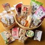 日本の御馳走 えん - ちょっとしたお土産に最適なお菓子もございます。