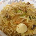 中華料理 一来一来 - 皿うどん