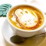 HAMA CAFE - カプチーノ♪