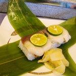 1854472 - ほっき笹寿司