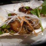 美食中華 泰山 - 牡蠣の甘酢炒め