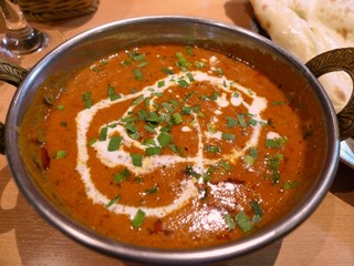 ジャイヒンド - チキンバターマサラ(辛口)
