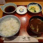 18540770 - えび野菜定食 \1,050