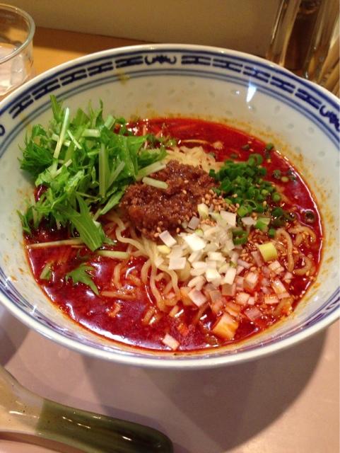ダンダン亭 - 花椒担々麺(特辛)