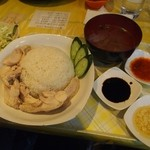 堀内チキンライス - 海南鶏飯(はいなんじーふぁん)