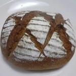 ポトリベーカリー - ライ麦パン/ソイヨーグルト(360円)