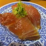 無添くら寿司 - 料理写真:まぐろ漬け