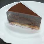 18545327 - チョコレートケーキ(名前は忘れました)