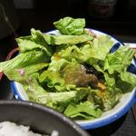 海宴丸 - ミニサラダ