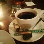 アバンギルド - 珈琲好きも納得。夜カフェもOK【'13.4】