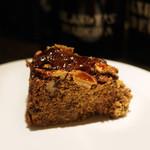 cafe+bar Leandro - マデイラ島のハチミツのケーキ