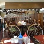 カフェレストラン人参 - 空飛ぶコーヒーカップ
