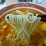 四川ラーメン - 2013/04/23 麺アップ