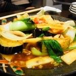 ロン ファン - 2013年4月 八宝菜