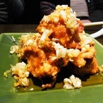ロン ファン - 2013年4月 鶏の油淋ソースがけ