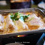 田むら銀かつ亭 - 料理写真:豆腐かつ煮御膳