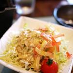 田むら銀かつ亭 - サラダ
