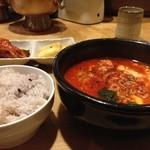 韓国料理 HARU - ランチ…キムチチゲ定食