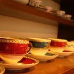 くつろぎ茶家 - 様々な珈琲カップをご用意してお待ちしております!