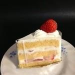 エスプリ・ド・ルミエール - ショートケーキ