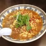 南ばん亭 - 南ばん麺 中辛 750円