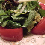8 1/2 - 湯むきトマトがイチトニブンノイチ個(笑)