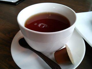 cafe Shizuku - 紅茶。あっぷ。