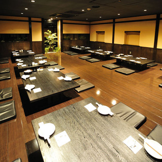 ◆宴会用個室を多種完備