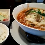 Ryuunokakurega - 酸辣湯麺