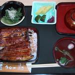 志ぶき - 料理写真:うな重