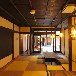 亀岡の自然が生んだ七谷地鶏を風情ある空間でお楽しみいただけます!