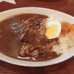 コロラド - 料理写真:ビーフカレー 570円