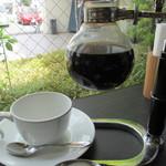 18557231 - 本日のストレートコーヒー  ブラジルオーガニック