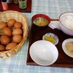 Bentennosato - 定食 大盛り 450円