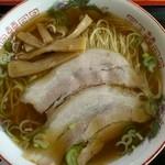 味好 - トビウオラーメン600円