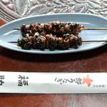 女郎鰻 割烹 福助 - 料理写真:きも焼き