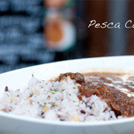 Pesca Cafe - ハッシュドビーフ 美味しかったです♪