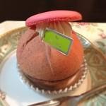 18559740 - ミルクティーのケーキ